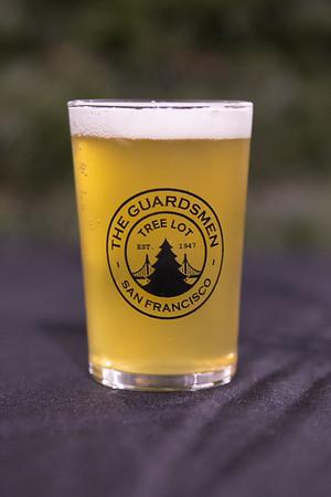 2017.12.01 The Guardsmen Tree Lot Craft Beer Night
