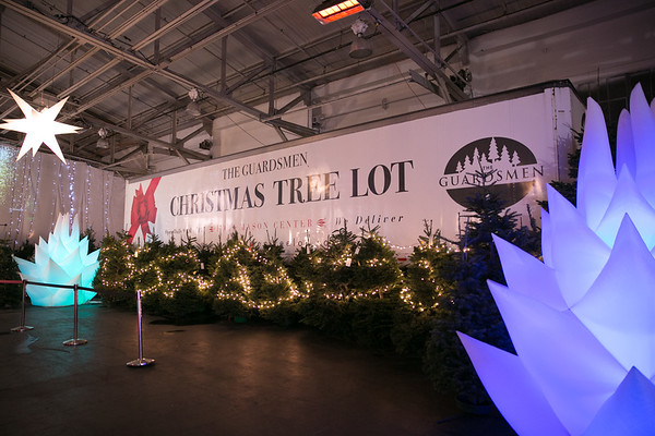 2017.12.16 The Guardsmen Tree Lot Party