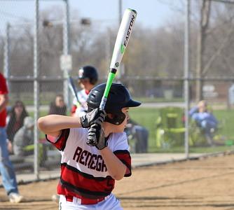 Quinn - Renegades Baseball Spring 2017