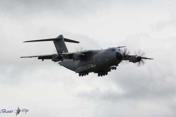 RAF Mildenhall : Monday 7th August 2017