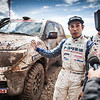 133 TEAM LAND CRUISER TOYOTA AUTOBODY, Akira MIURA, Laurent LICHTLEUCHTER during the Silk Way Rally 2017, Stage 2, Tcheboksary - Ufa,  July 9, Russia - Photo Anton Elikov/SWR