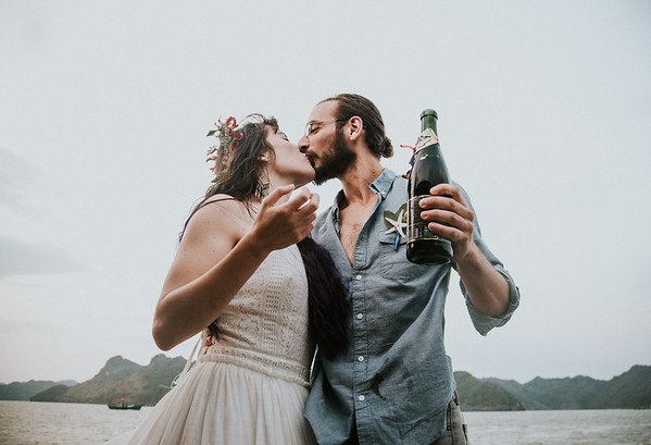 R&M elopement wedding