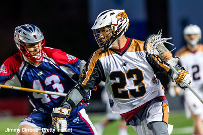 MLL: Rochester Rattlers @ Boston Cannons