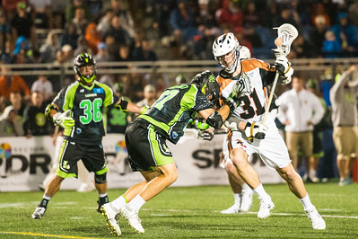 MLL: Rochester Rattlers @ New York Lizards