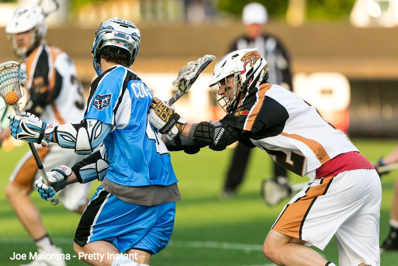 Rochester Rattlers @ Ohio Machine