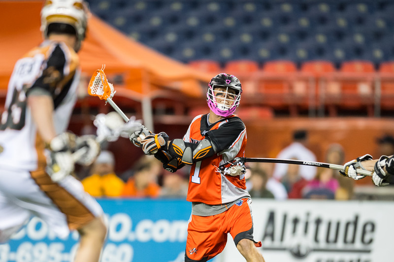 MLL: Rochester Rattlers @ Denver Outlaws