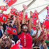 21/06/2017 - Bermuda (BDA) - 35th America's Cup 2017 - Red Bull Youth America's Cup Finals Day 2 - Village