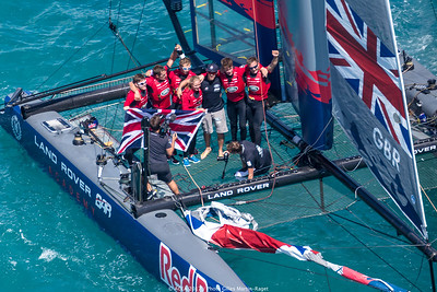 21/06/2017 - Bermuda (BDA) - 35th America's Cup Bermuda 2017 - Red Bull Youth America's Cup Finals Day 2