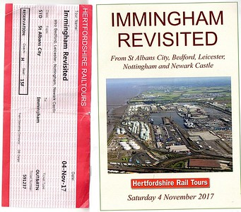 Tour Programme and Ticket.