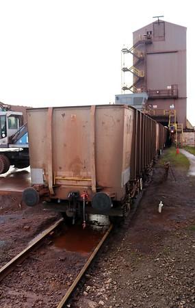 JUA 26105 at the Iron Ore Loading Terminal