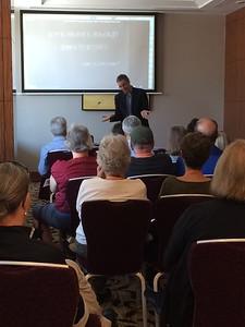 Study Leader Simon Morrison's lecture - Joy Allen