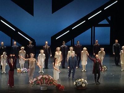 Bolshoi performers - Joy Allen