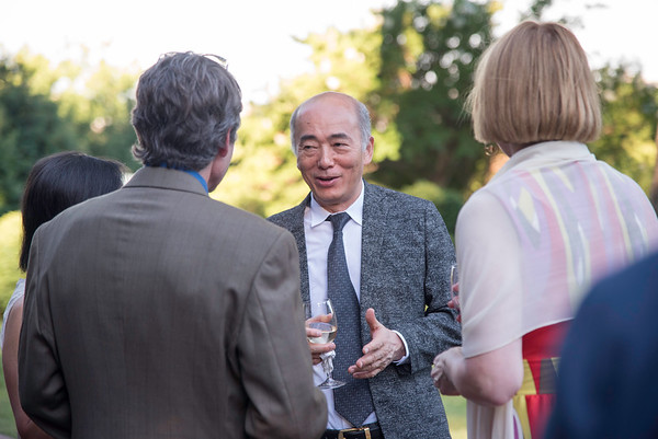 S & R Foundation, Washington Awards, The Evermay Estate, June 24, 2017.  Photo by Ben Droz.