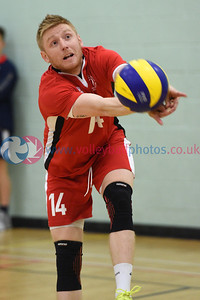 Scottish Volleyball Premier League - Su Ragazzi 3 v 2 City of Edinburgh (25-23, 20-25, 25-16, 19-25, 15-11), Coatbridge High School, 29 April 2017.  © Lynne Marshall  http://www.volleyballphotos.co.uk/2017/SCO/League/2017-04-22-Su-Ragazzi-v-City-of-Edinburgh/
