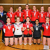 Su Ragazzi, Scottish Volleyball Association Women's Premier League Champions 2016-17, Sat 29th Apr 2017, Queensferry HS.  © Michael McConville  http://www.volleyballphotos.co.uk/2017/SCO/League/20170429-presentations