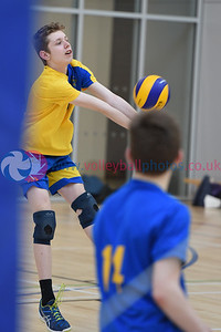 Scottish Schools Cup Finals, Kelvin Hall, 21 March 2017.  © Lynne Marshall  http://www.volleyballphotos.co.uk/2017/SCO/Schools/Scottish-Schools-Cup-Finals/