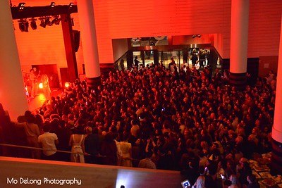 Solange on Stage