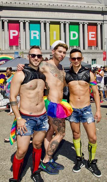 San Francisco Pride 2017