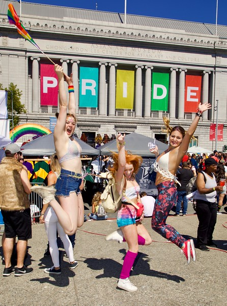 San Francisco Pride 2017