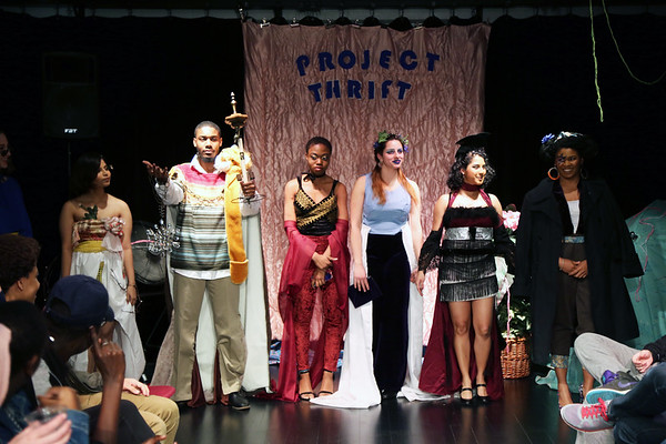 Project Thrift: Fashion Show