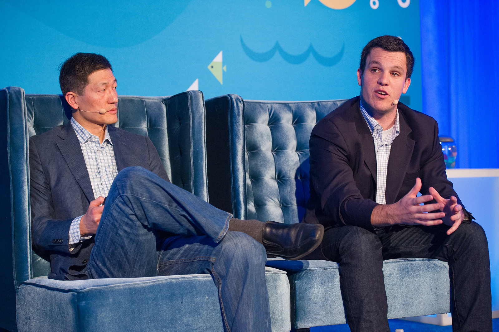 How 10 Million Freemium Users Built Our Enterprise Sales Karl Sun CEO / LUCID CHART  Dan Cook VP SALES / LUCID CHART