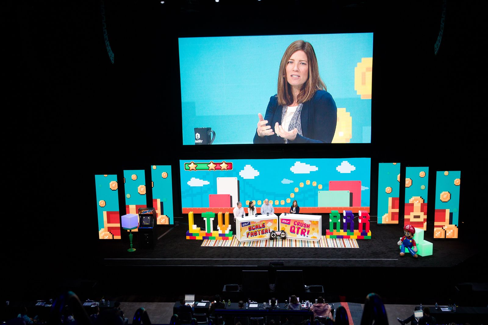 The CEO's Role in Marketing: How to Hustle, Build Momentum, Sell Your Company - and Yourself  Stacey Epstein CEO / ZINC Greg Schott CEO / MULESOFT David Kellogg CEO / HOST ANALYTICS Kathryn Minshew FOUNDER & CEO / THE MUSE