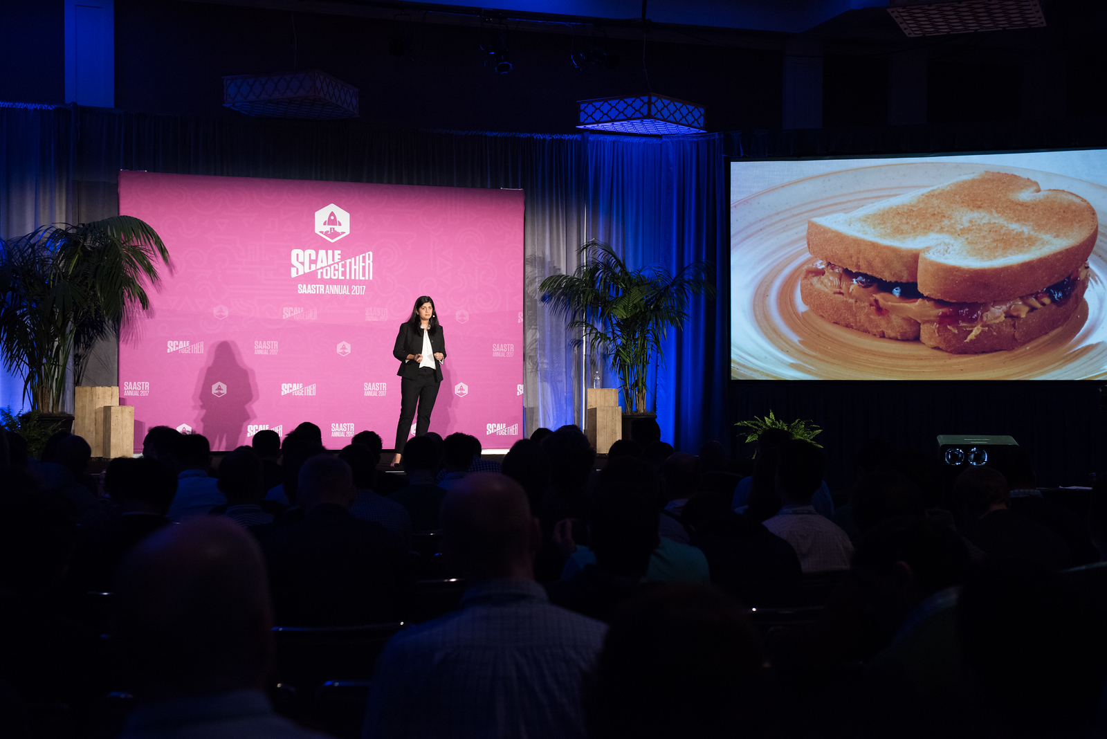 The Customer is Still Always Right: Critical B2C Lessons for SaaS  Monica Adractas DIRECTOR / WORKPLACE BY FACEBOOK