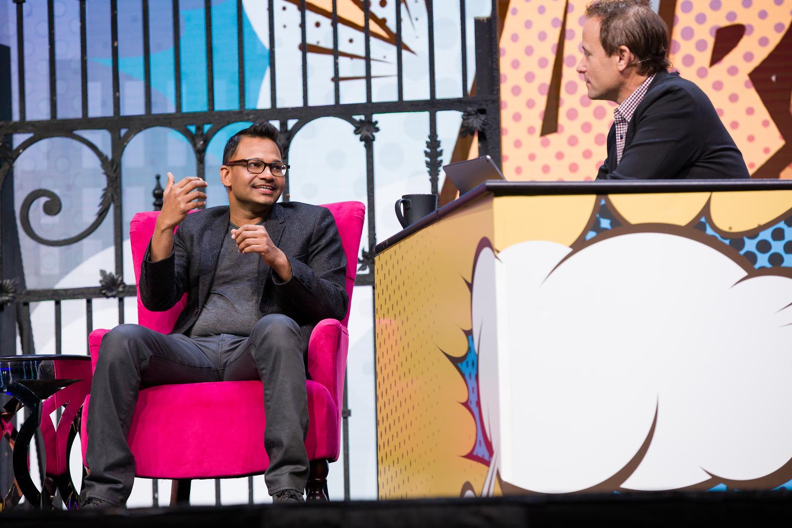 The AppDynamics Story: From Idea to $3.7B...The Journey Continues Jyoti Bansal FOUNDER & CHAIRMAN / APPDYNAMICS Jason Lemkin FOUNDER / SAASTR