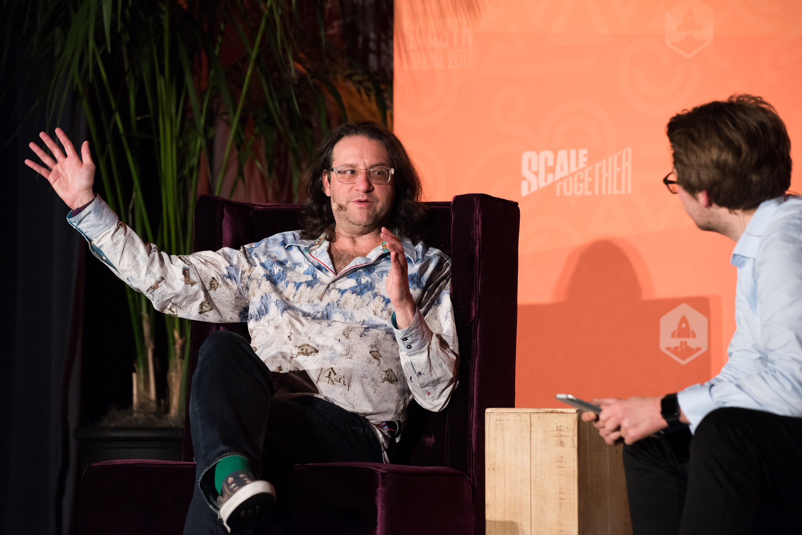 FeldThoughts Live!: One-on-One with Brad Feld Brad Feld MANAGING DIRECTOR / FOUNDRY GROUP Harry Stebbings HOST / THETWENTYMINUTEVC & SAASTR PODCAST