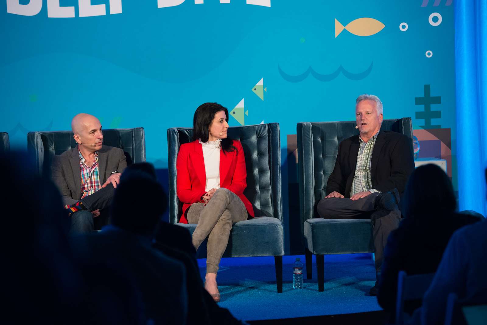 Demystifying AppExchange: 5 Insider Tips for Success Ian Dunckel SENIOR PRODUCT MARKETING MANAGER / SALESFORCE  Gadi Shamia COO / TALKDESK  Amanda Kahlow FOUNDER & CEO / 6SENSE Ray Hein FOUNDER & CEO / PROPEL