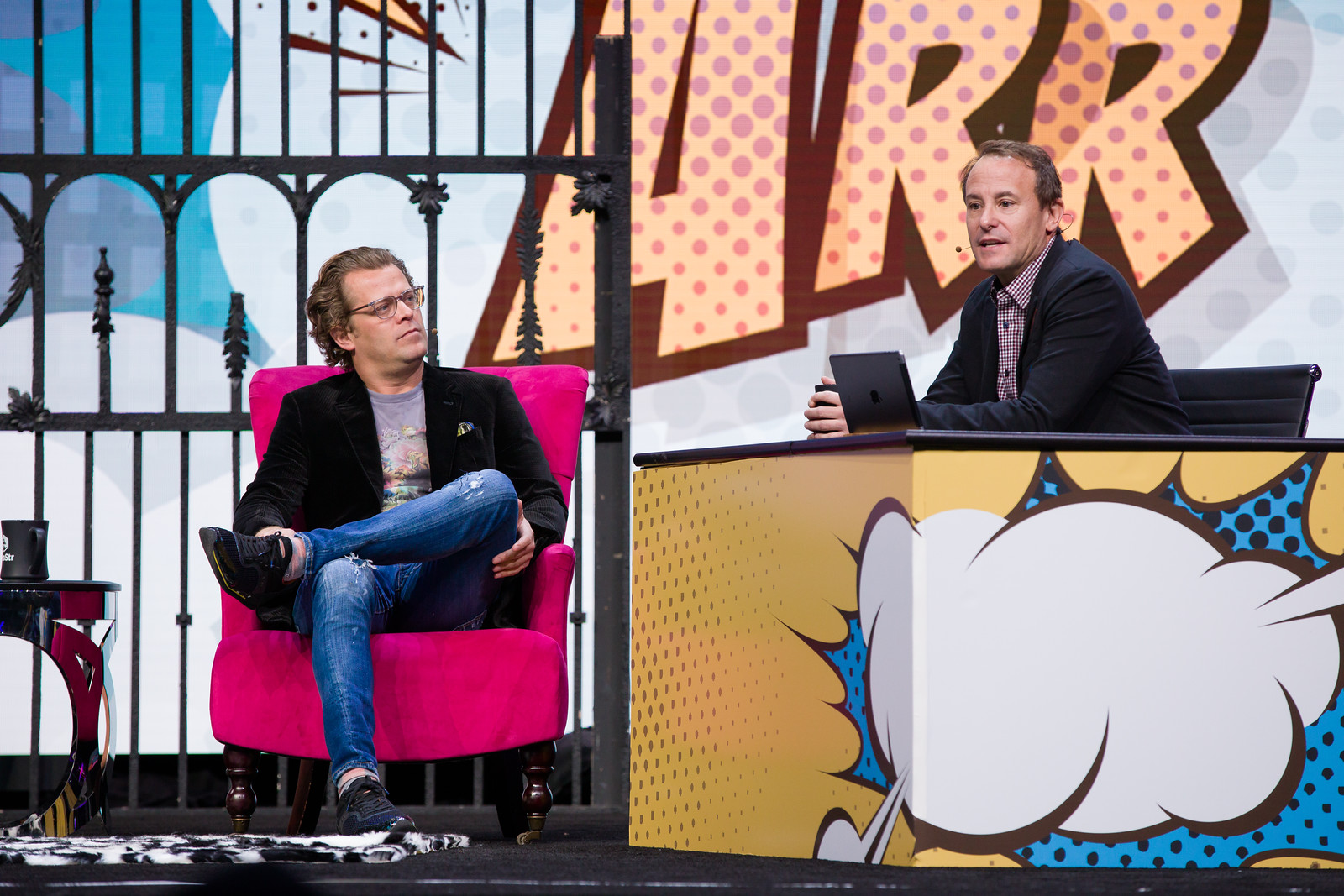DoubleUnicorns: How Things Are Different Now. And Things That Never Change. Josh James CEO / DOMO  Jason Lemkin FOUNDER / SAASTR