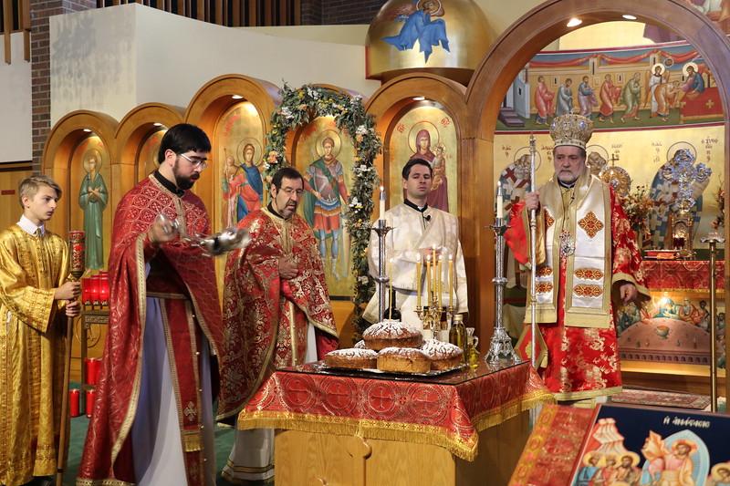 Saginaw Parish Nameday Celebration