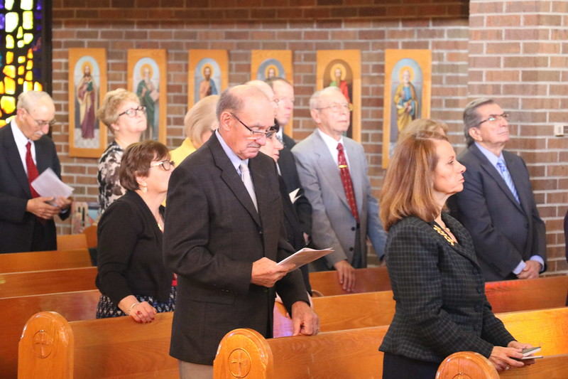Saginaw Parish Nameday Celebration