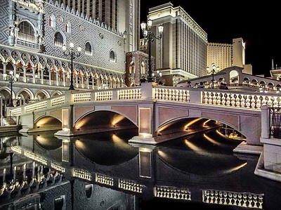 An Evening at the Venetian