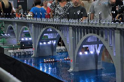 Lego Henley Bridge Fans