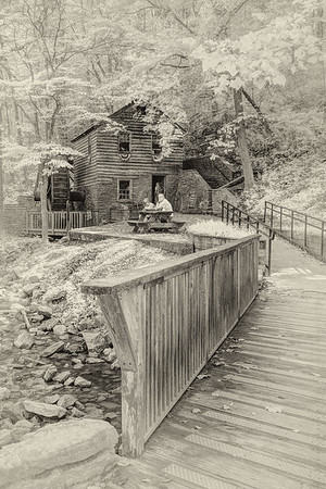 Old Mill at Norris