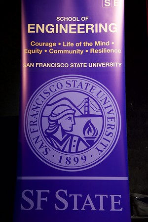San Francisco State University - School of Engineering - 2017 Graduation Ceremony