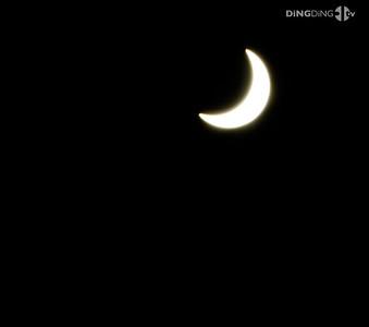 Santa Clara Solar Eclipse