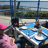 Lunch in Half Moon Bay