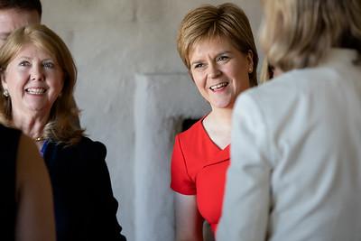 Scottish leader Nicola Sturgeon