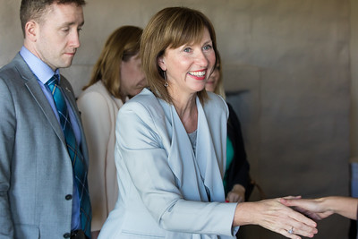 Lena Wilson CEO of Scottish Enterprise
