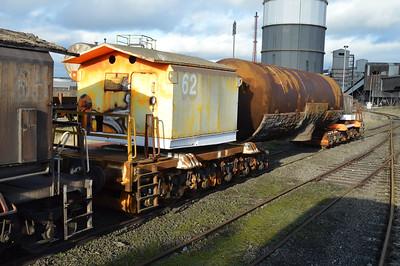 Torpedo Wagon No62