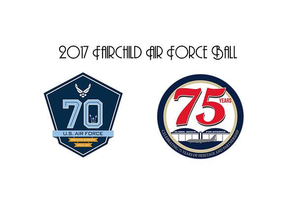 Fairchild Air Force Ball 2017.09.16