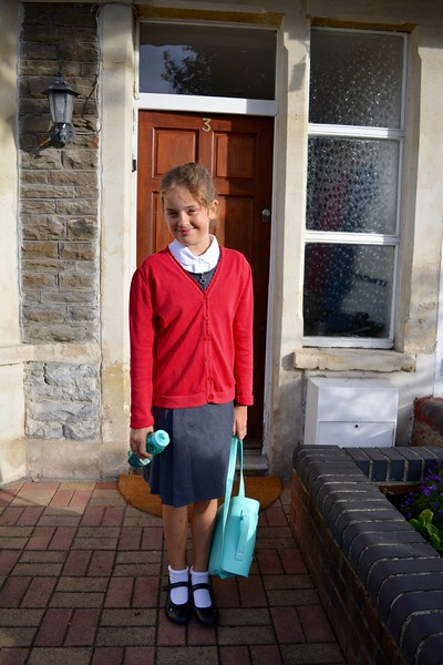First Day Year 5