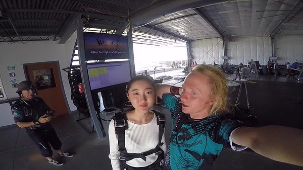 1417 Tiantian Yang Skydive at Chicagoland Skydiving Center 20170903 Klash Klash