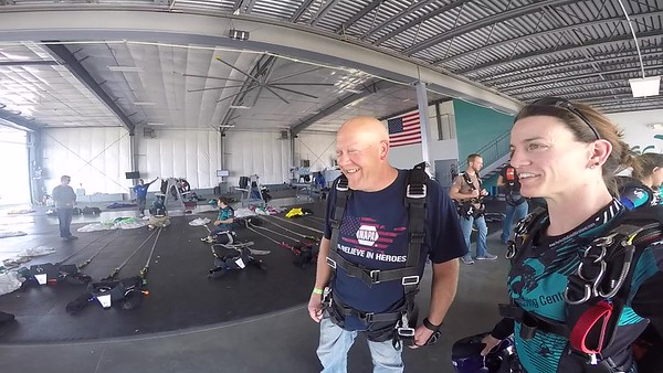 SPEC1625 George Jenkins Skydive at Chicagoland Skydiving Center 20170909 Jo Jo