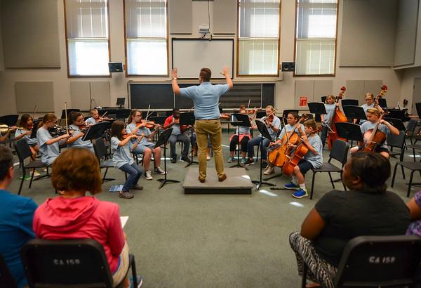 MET 092417 Strings Recital