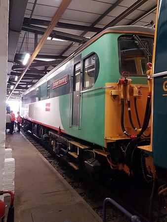 Class 73 73202 'Graham Stenning'