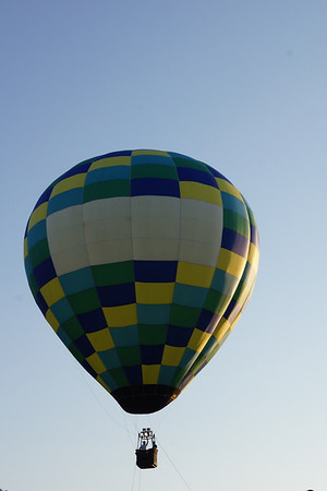 Smoky Mountain Hot Air Balloon Festival