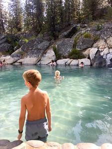 Gold Fork Hot Springs